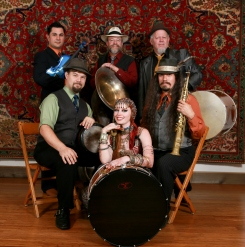 Some of our great musicians: Bobak, Mark, Doug & Charles, Danielle, Paul